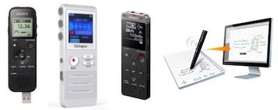 equipment to record phone calls