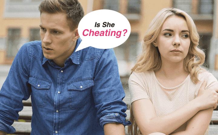 Is My Girlfriend Cheating? Image