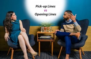 Pick-up Lines and Opening Lines: What are the Differences image