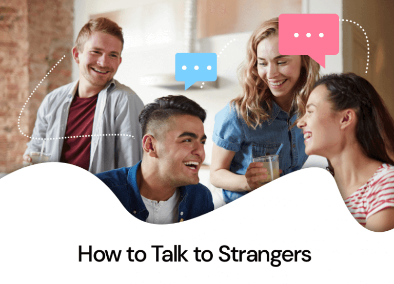 How to Talk to Strangers Image