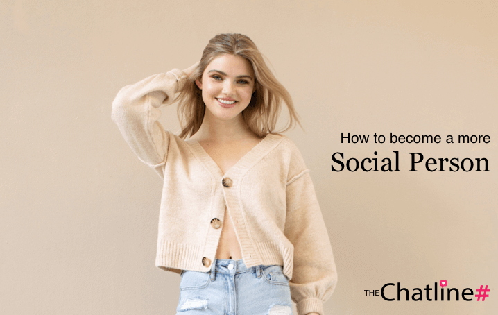 How to Become a More Social Person Image