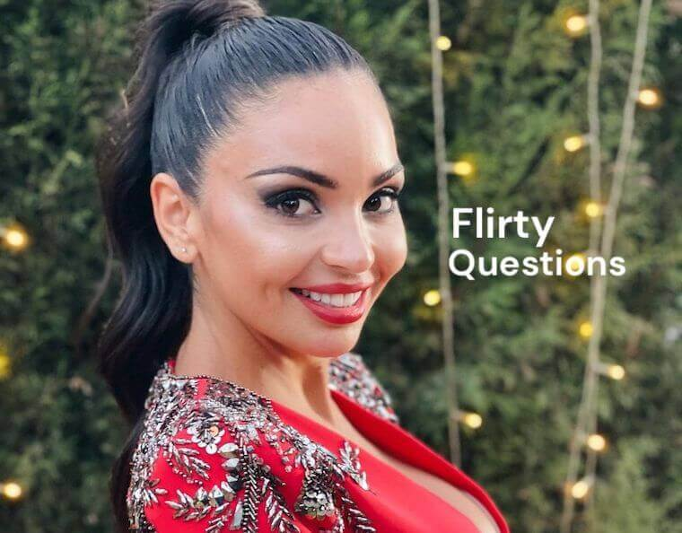 Flirty Questions to Ask a Girl Image